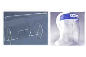 飛沫感染防止対策商品